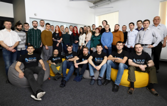 Meet Our IT Family/Meet Our Team | SolidBrain
