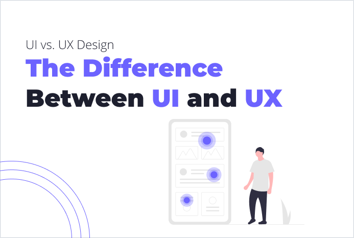 The Difference Between UI and UX Design: Comparison | SolidBrain