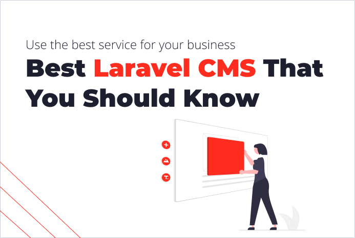Best Laravel CMS That You Should Know | SolidBrain