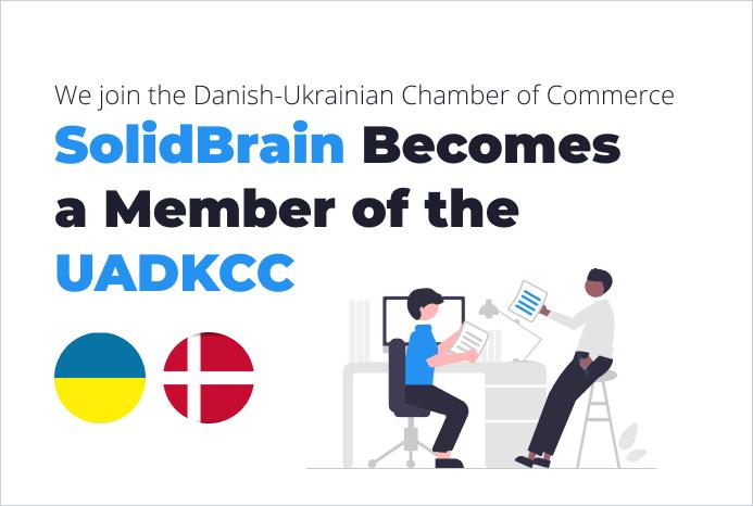 SolidBrain Joins the Danish-Ukrainian Chamber of Commerce | SolidBrain