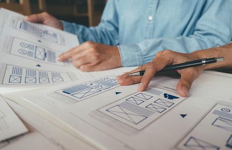 Professional Web Design Development Services | SolidBrain